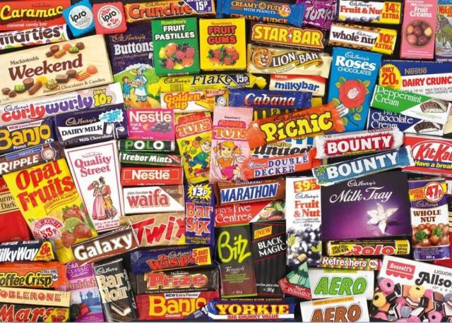 Почему старые сладости такие вкусные? Ретроцукеркы возвращаются