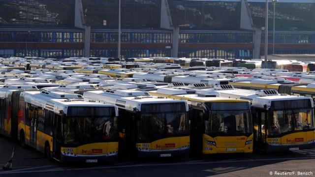 Как Берлин сделал ставку на общественный транспорт и не прогадал (видео)