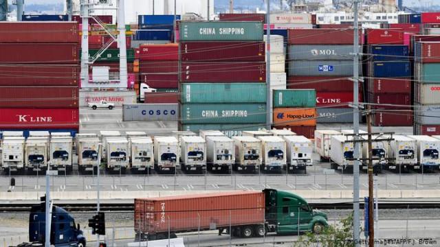 Последствия торговой войны: китайский экспорт в августе сократился