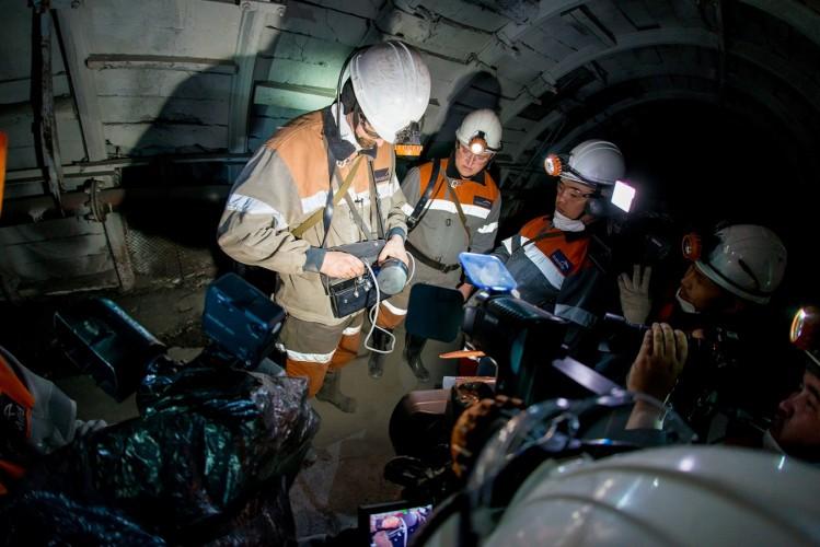 Аппаратура для подземной радиосвязи