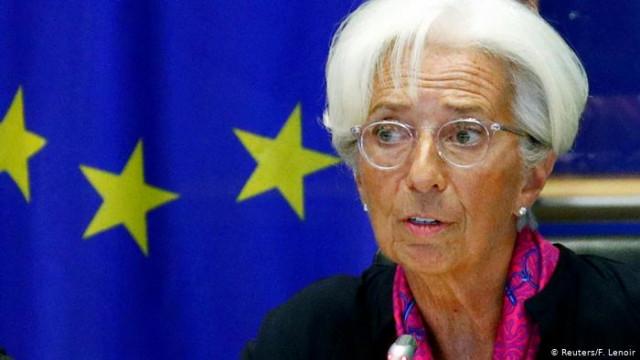 Европарламент поддержал кандидатуру Кристин Лагард на пост главы ЕЦБ