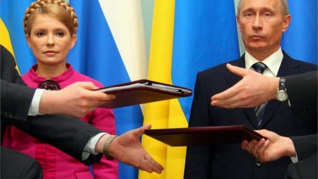 Газовые переговоры Украина-Россия-ЕС: что стоит на кону