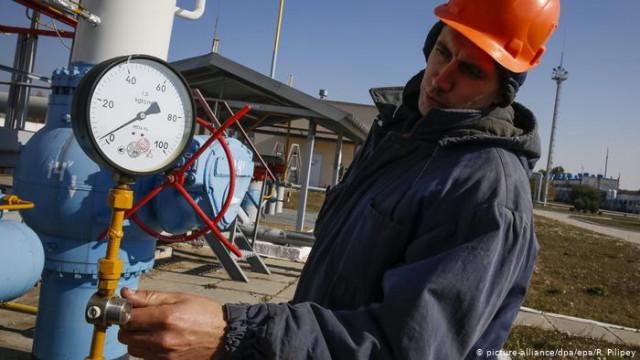 Коболев привел тарифы на длительный транзит российского газа