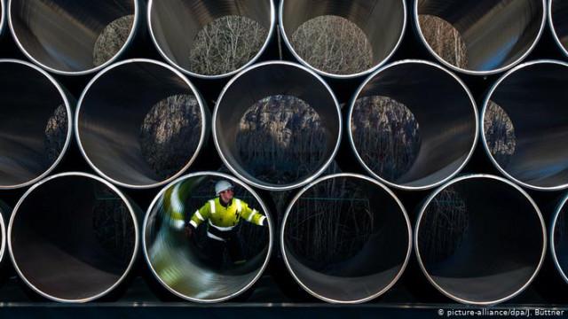 Европейский эксперт: В переговорах по газу РФ добивается максимальной гибкости