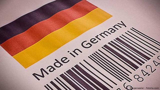 Произведенные в Германии товары имеют лучшую репутацию - исследование