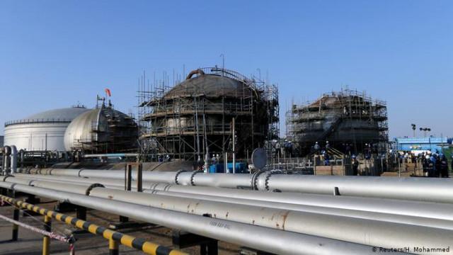 Саудовская Аравия сообщила о восстановлении объемов добычи нефти