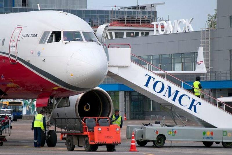 Генподрядчик принял на реконструкцию ВПП томского аэропорта