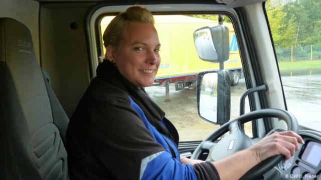 Брак водителей грузовиков в Германии: на помощь зовут женщин