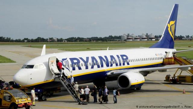 В 2020 году Ryanair планирует открыть 18 новых рейсов из Украины