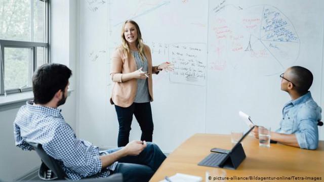 Работа мечты: сколько зарабатывают и где хотят работать молодые специалисты в Германии
