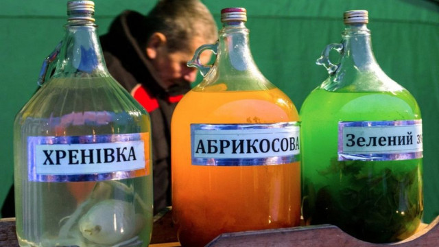 Частный спирт Зеленский хочет отменить госмонополию уже с 1 января