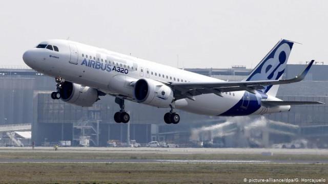 Индийский лоукостер сделал одно из крупнейших заказов в истории Airbus