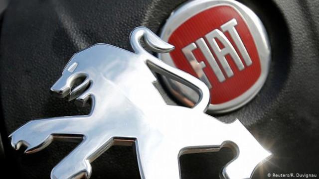 Fiat Chrysler и Peugeot SA начали официальные переговоры о слиянии