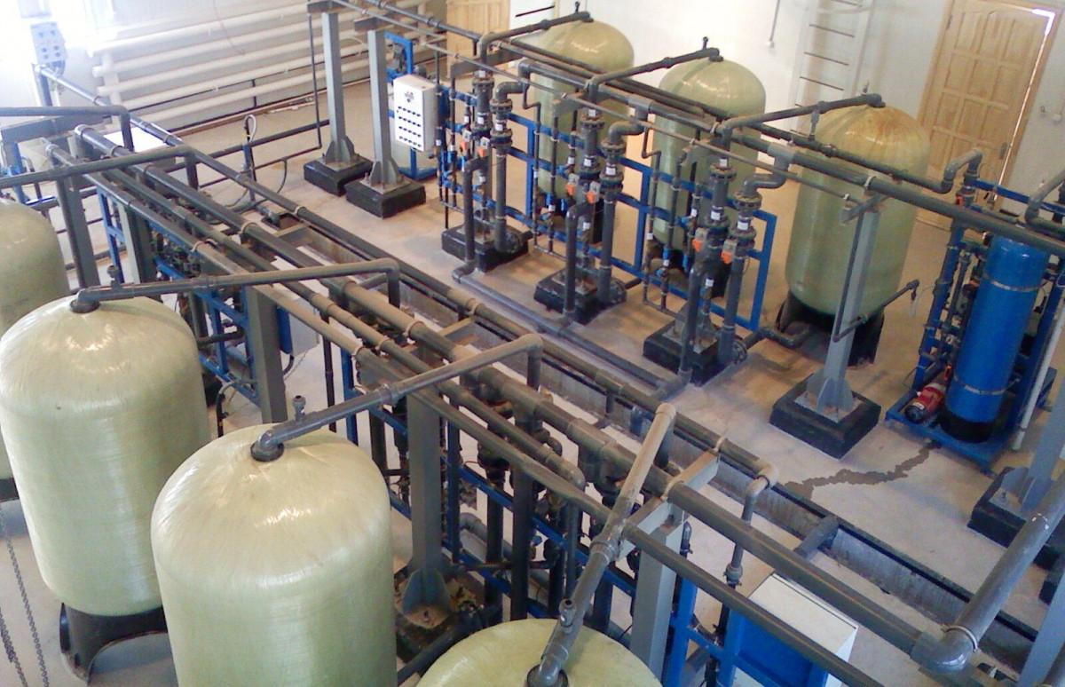 Зачем необходимы водоподготовительные установки (ВПУ)