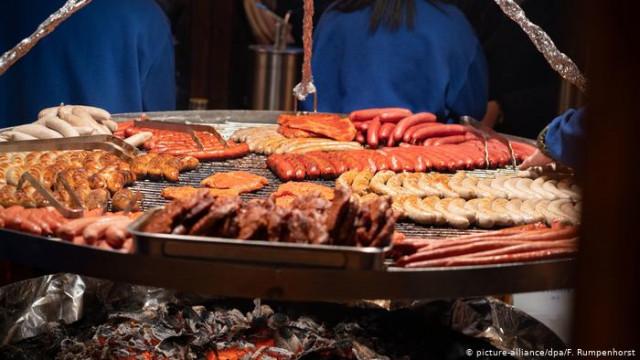 Мясо и немцы: как контролируют сосиски в Германии (видео)
