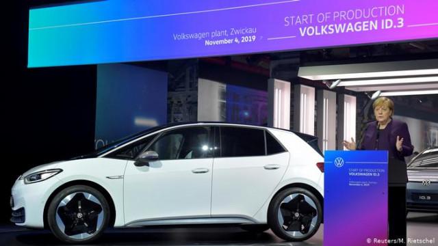 Станет Volkswagen ID.3 народным электромобилем?