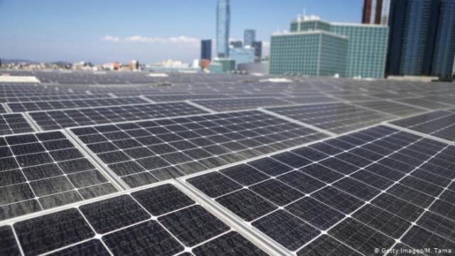 Немецкая компания RWE будет поставлять энергию в США