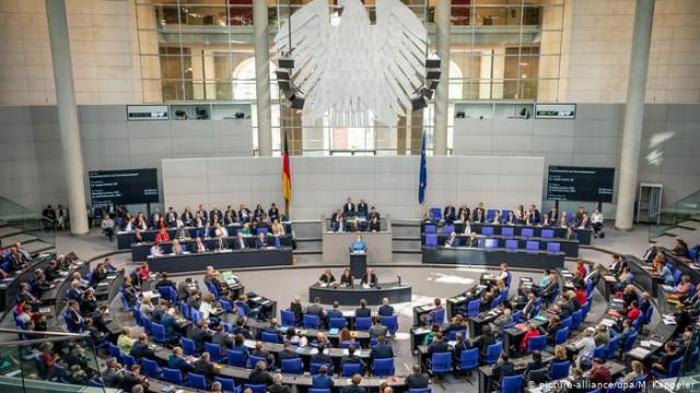 Бундестаг перенес голосование по Газовой директивы ЕС