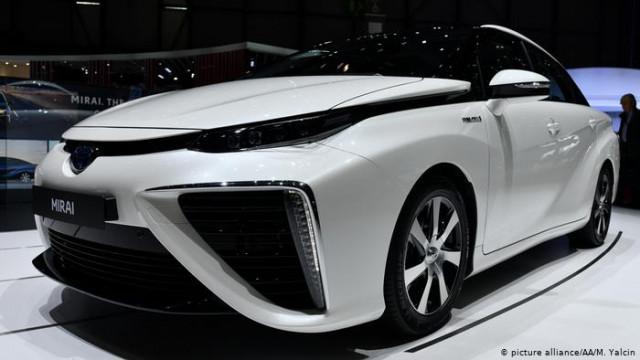 Водородные автомобиля: энтузиазм в Азии, сомнения в Германии