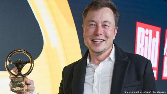 Tesla построит первую в Европе гигафабрику под Берлином