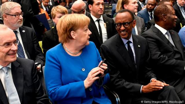 Меркель пообещала странам Африки больше инвестиций в случае большей прозрачности