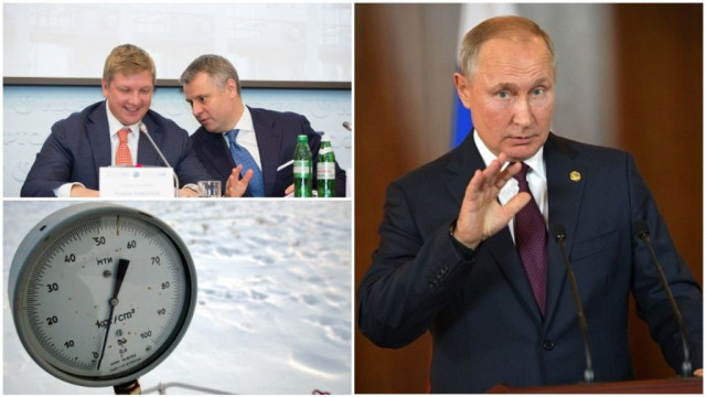 Дыхание газовой войны: Нафтогаз готов взять долг Газпрома натурой