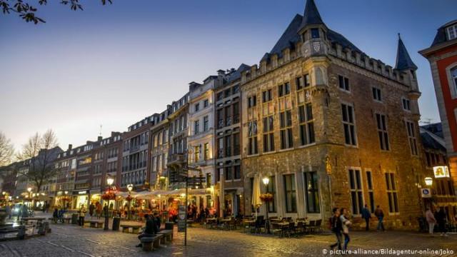Лучший город для жизни и работы в Германии - Ахен