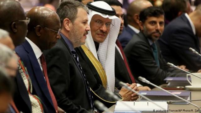 ОПЕК + ограничивает нефтедобыча, биржи отреагировали ростом цен
