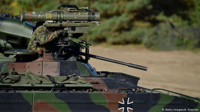 Германия в 2019 году экспортировала рекордный объем вооружений