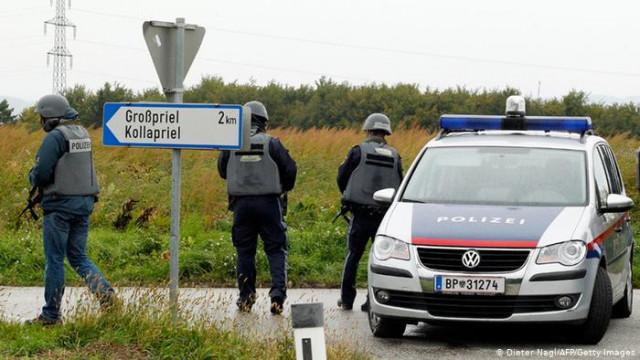 Правительство Австрии получит компенсацию дизельных полицейские авто Volkswagen