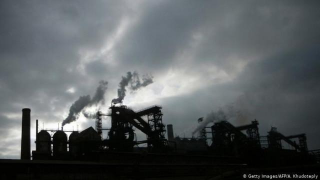 """Падение промышленного производства в Украине. Спасет ли ситуацию """"штаб"""" Милованова"""