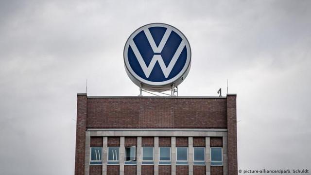 """VW изменил позицию в """"дизельгейти"""" в Германии"""