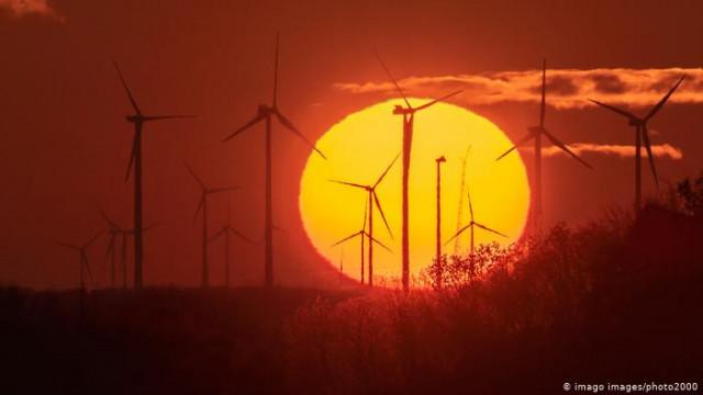 """В Германии произведено рекордное количество """"зеленой"""" электричества"""