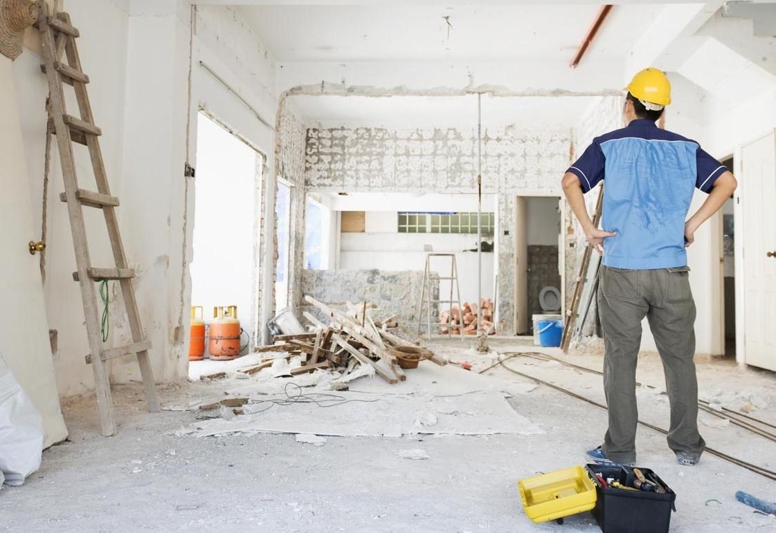 Ремонт квартиры под ключ от строительной фирмы АСК Триан