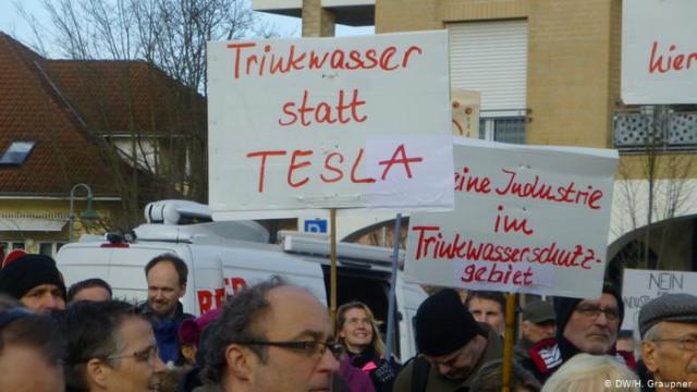 Несмотря на протесты: компании Tesla продадут 300 гектаров земли под Берлином