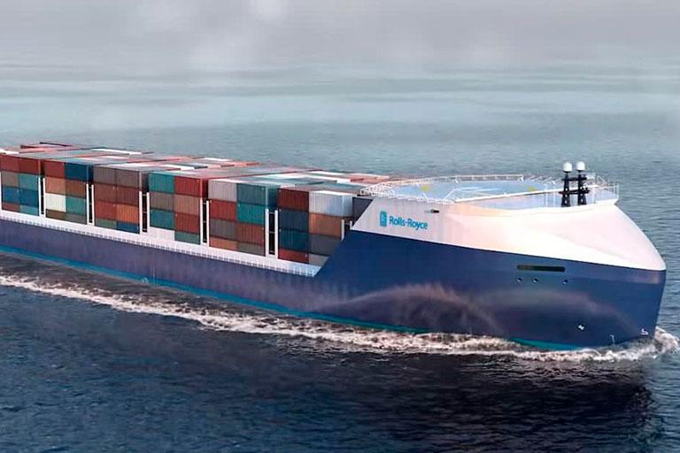 Искусственный интеллект, сталь и будущее судоходства