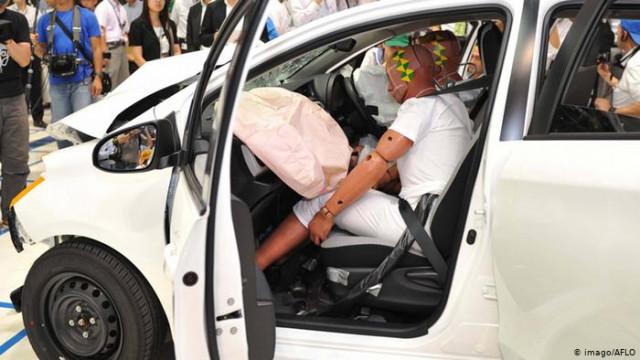 Toyota и Honda отзывают шесть миллионов автомобилей из-за подушки безопасности