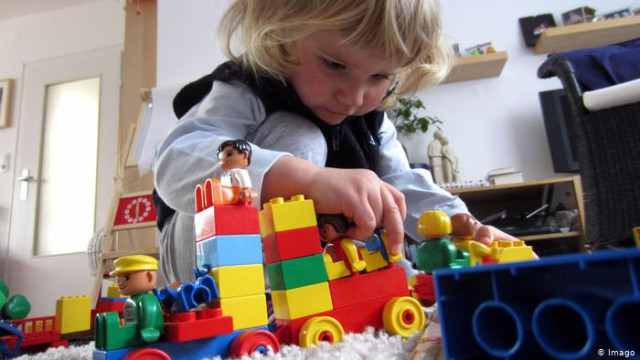 Сколько стоит вырастить ребенка в Германии (видео)