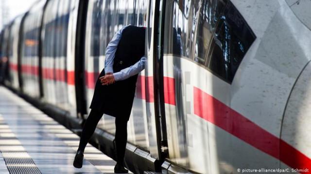 Правительство Украины создало рабочую группу по сотрудничеству с Deutsche Bahn