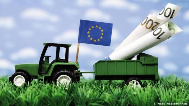ЕС выделит 26000000 евро на поддержку фермеров в Украине