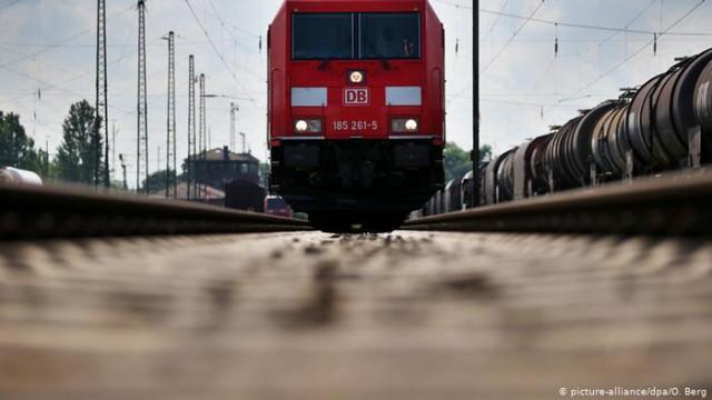 """""""Укрзализныця"""" планирует 10 лет сотрудничать с немецкой Deutsche Bahn"""