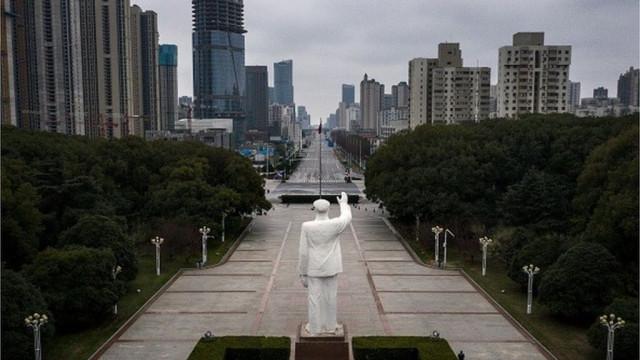 """Коронавирус Китай превратился в """"средневековую Европу"""" - NYT"""