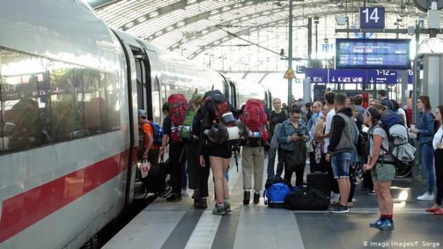 Помогут поезда бороться с изменениями климата в Европе