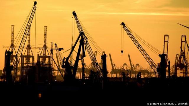 """Экономика Германии в конце 2019 """"потеряла динамику"""""""