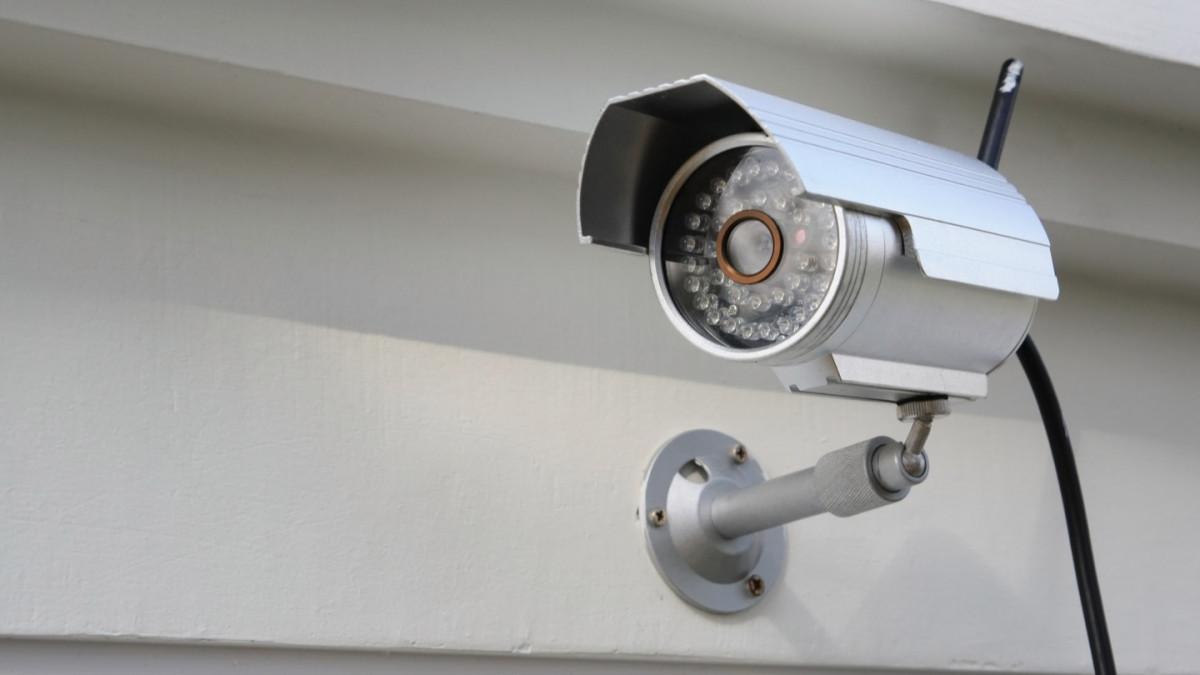 Установка систем домашнего видеонаблюдения