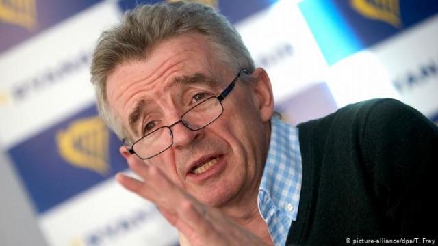Глава Ryanair предлагает усилить контроль на безопасность для мужчин-мусульман