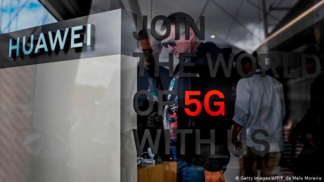 Huawei производить оборудование для 5G во Франции