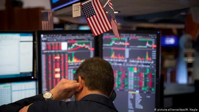 Американский и европейские фондовые рынки значительно выросли