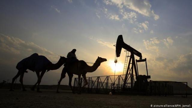 Цена на нефть упала до уровню 2002 года