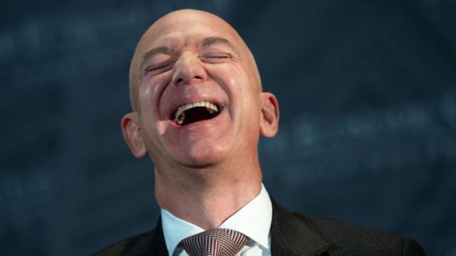 Коронавирус: Основатель Amazon Джефф Безос увеличил состояние на 24 млрд долларов